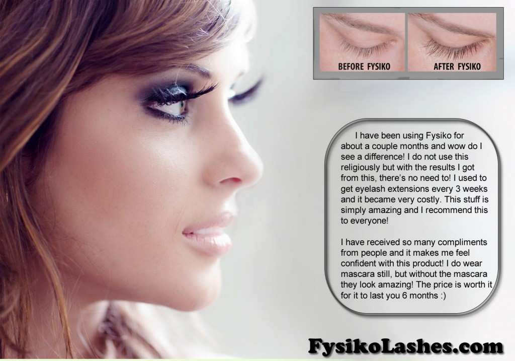 fysiko eyelash growth serum reviews