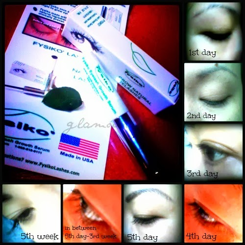 fysiko eyelash serum reviews